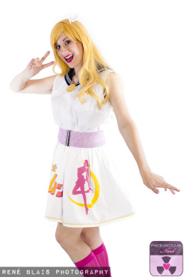 SAILOR MOON FULL SKIRT